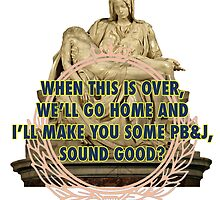 Pieta by bumpscout