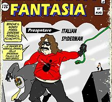 Italian Spiderman... by Monstar