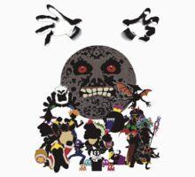 Villains of Nintendo by B-Shirts