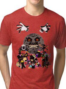 Villains of Nintendo Tri-blend T-Shirt