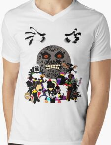 Villains of Nintendo Mens V-Neck T-Shirt