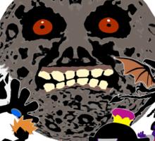 Villains of Nintendo Sticker