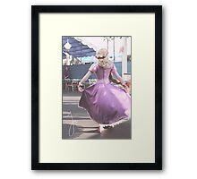 The Lost Princess Framed Print