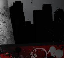City Murder Sticker
