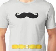 Mustache Man Unisex T-Shirt