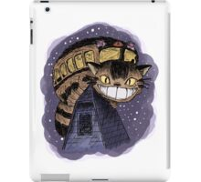 Catbus (Colour Version) iPad Case/Skin