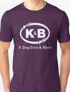 K&B (purple) Unisex T-Shirt