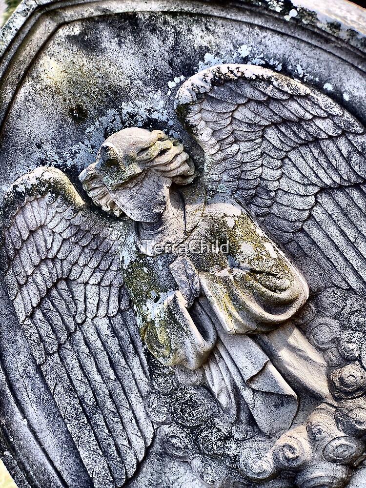 Faceless Angel by TerraChild