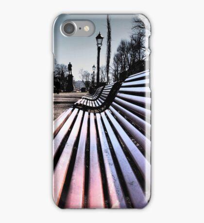 Park Bench  iPhone Case/Skin