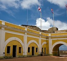 With San Felipe del Morro by David Chappell
