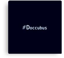 Doccubus Canvas Print
