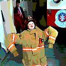 Wanna Be A Fireman by jpryce