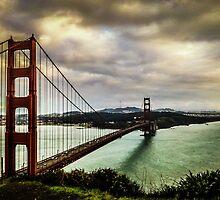 San Francisco by johnossenkop