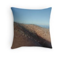 sandy bodyscape 1 Throw Pillow