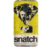 snatch minimalist poster Samsung Galaxy Case/Skin