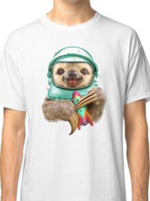 SPACESLOTH Classic T-Shirt