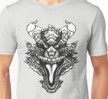 Face the Dragon Unisex T-Shirt