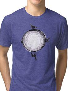 Marauders Moon Tri-blend T-Shirt