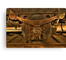 All Rusted Up Canvas Print