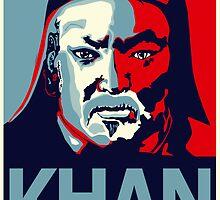 Khan by Jeremiah Lewis