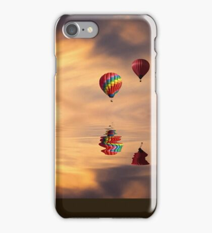 Sailing into Serenity  iPhone Case/Skin
