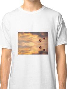 Sailing into Serenity  Classic T-Shirt