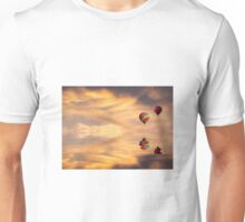 Sailing into Serenity  Unisex T-Shirt