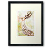 The Enchanteress  Framed Print