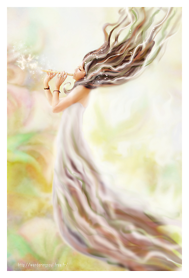 The Enchanteress  by WanderingSoulArt