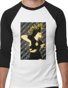 swag dance Men's Baseball ¾ T-Shirt