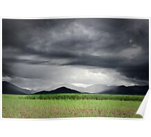 Monsoon Sky Poster