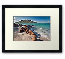 Cape Gloucester Framed Print