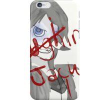 Laughing Jack iPhone Case/Skin