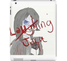 Laughing Jack iPad Case/Skin