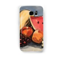 Eat Your Fruit and Vege - digitally enhanced 3 Samsung Galaxy Case/Skin