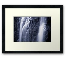 Tears of Middle Earth. Framed Print