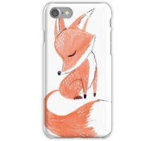 Sweet Fox iPhone Case/Skin