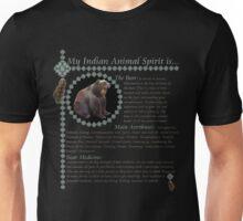 My Animal Spirit is...Bear, Unisex T-Shirt