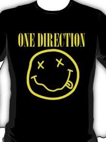 ONE DIRECTION X NIRVANA T-Shirt