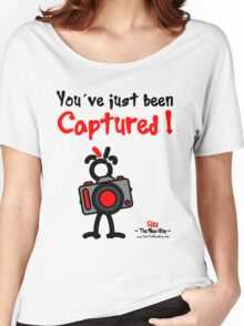 Red - The New Guy - You've just been Captured ! Women's Relaxed Fit T-Shirt
