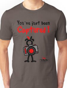 Red - The New Guy - You've just been Captured ! Unisex T-Shirt