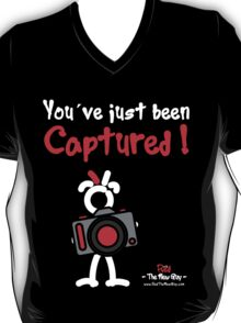 Red - The New Guy - You've just been Captured ! T-Shirt