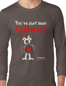 Red - The New Guy - You've just been Captured ! Long Sleeve T-Shirt