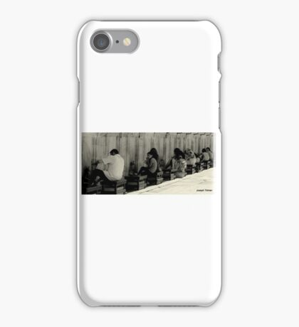 Preparation and Food iPhone Case/Skin