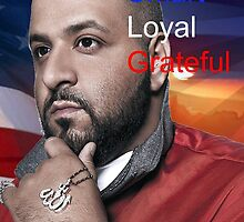 DJ Khaled  by jamezrr