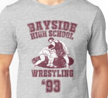 BAYSIDE HIGH SCHOOL WRESTLING Class of 93 Unisex T-Shirt