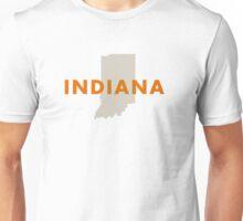 Indiana - Red Unisex T-Shirt
