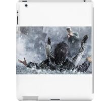 Comic hero iPad Case/Skin