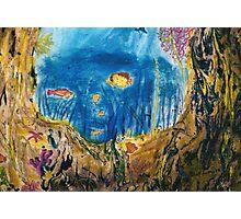 Underwater 2 Photographic Print