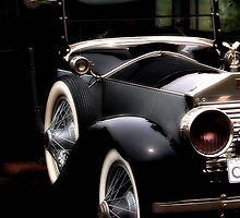 1924 RR SILVER GHOST by dgcheney